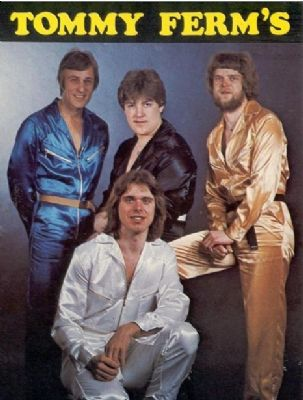 The Cliffters - Tony And The Diamonds - Party Time