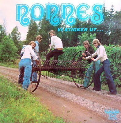 Nonnes - Vi Sticker Ut...